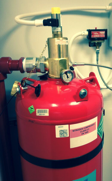 FM200 Novec1230 fire suppression